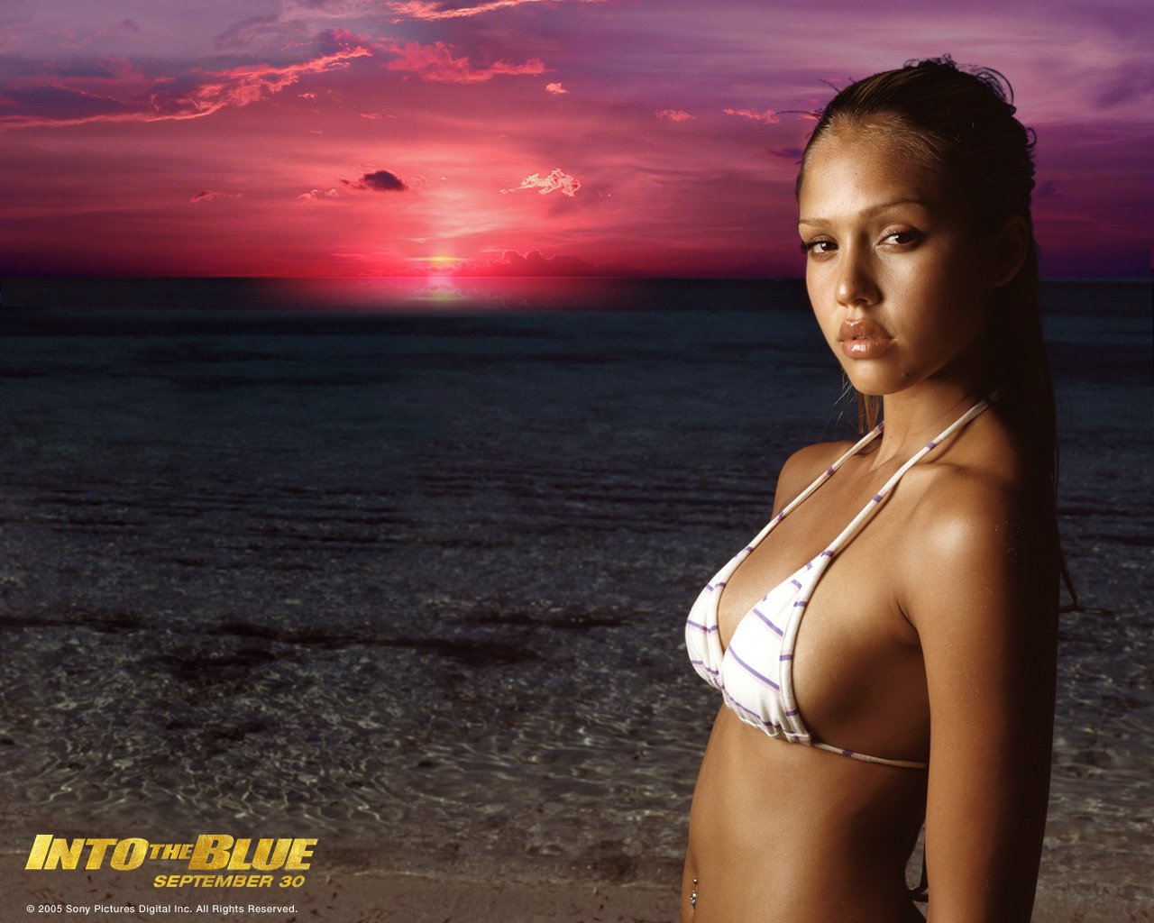 Jessica Alba wallpaper 2012
